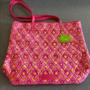 Vera Bradley Tote Clementine Ikat  and wallet